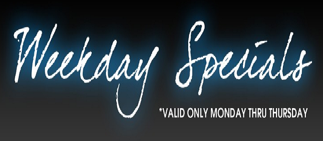ハプニングバーBliss-outのWeekday Specials!!